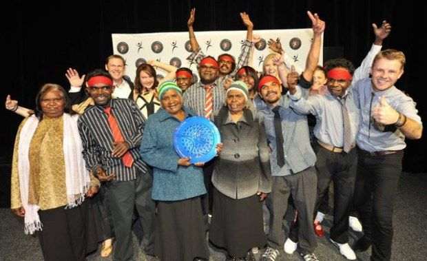 The Warru Recovery Team won the NAIDOC 2011 Caring for Country Award